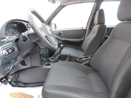 Купить Chevrolet Niva пробег 123 000.00 км 2013 год выпуска
