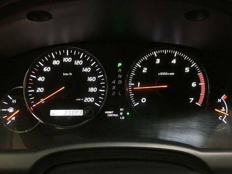 Купить Toyota Land Cruiser Prado пробег 65 935.00 км 2008 год выпуска