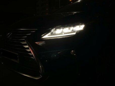 Купить Lexus RX пробег 18 800.00 км 2018 год выпуска