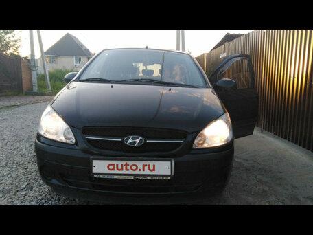 Купить Hyundai Getz пробег 130 000.00 км 2007 год выпуска