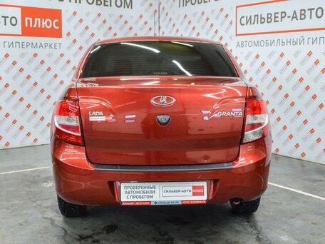Купить ЛАДА (ВАЗ) Гранта пробег 20 262.00 км 2017 год выпуска