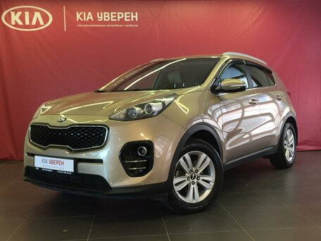 Купить KIA Sportage пробег 23 000.00 км 2016 год выпуска