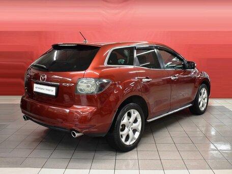 Купить Mazda CX-7 пробег 170 007.00 км 2011 год выпуска