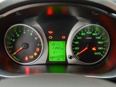 Купить ЛАДА (ВАЗ) Гранта пробег 21 200.00 км 2017 год выпуска