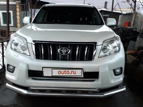 Купить Toyota Land Cruiser Prado пробег 160 000.00 км 2013 год выпуска