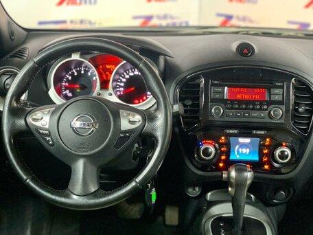 Купить Nissan Juke пробег 78 255.00 км 2014 год выпуска