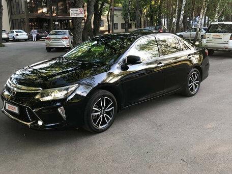 Купить Toyota Camry пробег 48 000.00 км 2017 год выпуска