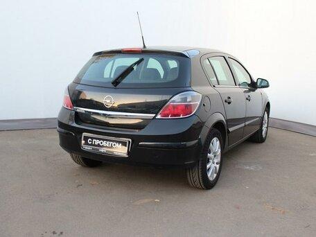 Купить Opel Astra пробег 117 000.00 км 2013 год выпуска