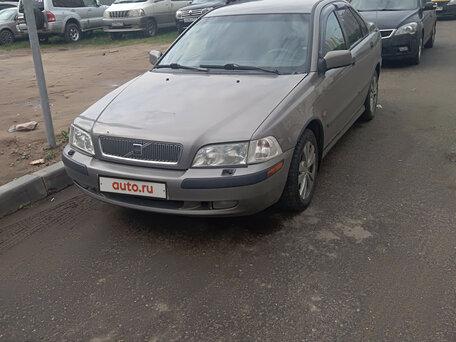 Купить Volvo S40 пробег 280 000.00 км 2003 год выпуска