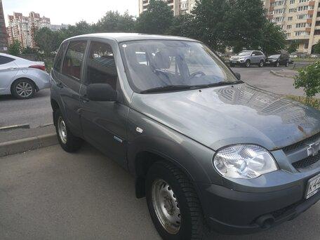 Купить Chevrolet Niva пробег 157 000.00 км 2011 год выпуска