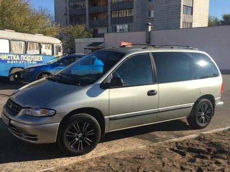Купить Plymouth Voyager пробег 247 000.00 км 1999 год выпуска