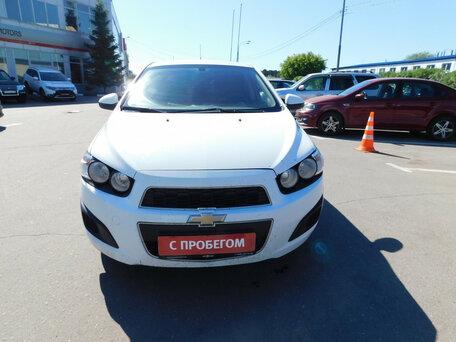 Купить Chevrolet Aveo пробег 177 000.00 км 2012 год выпуска