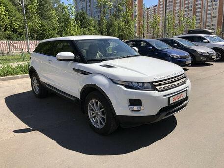 Купить Land Rover Range Rover Evoque пробег 88 000.00 км 2012 год выпуска