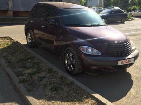 Купить Chrysler PT Cruiser пробег 173 000.00 км 2001 год выпуска