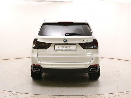 Купить BMW X5 пробег 16 039.00 км 2017 год выпуска