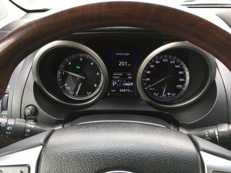 Купить Toyota Land Cruiser Prado пробег 66 000.00 км 2015 год выпуска