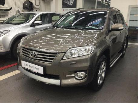 Купить Toyota RAV 4 пробег 112 967.00 км 2011 год выпуска