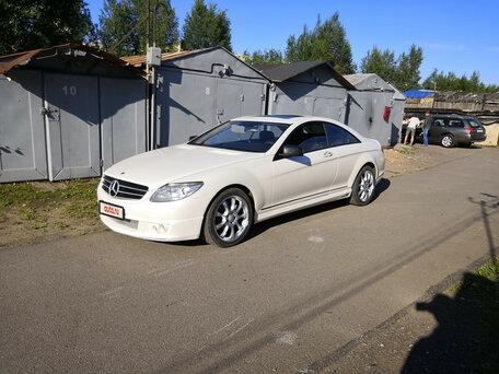 Купить Mercedes-Benz CL-klasse пробег 103 000.00 км 2010 год выпуска