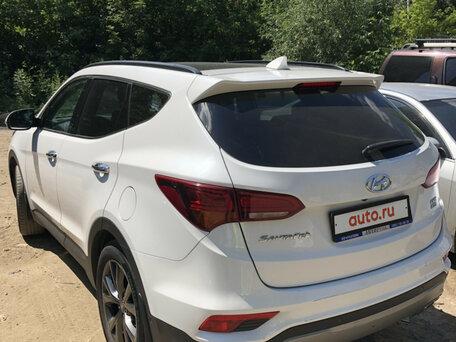 Купить Hyundai Santa Fe пробег 62 000.00 км 2016 год выпуска