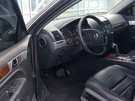Купить Volkswagen Touareg пробег 140 000.00 км 2007 год выпуска