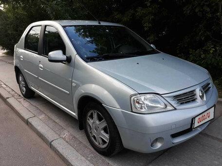 Купить Renault Logan пробег 102 000.00 км 2008 год выпуска