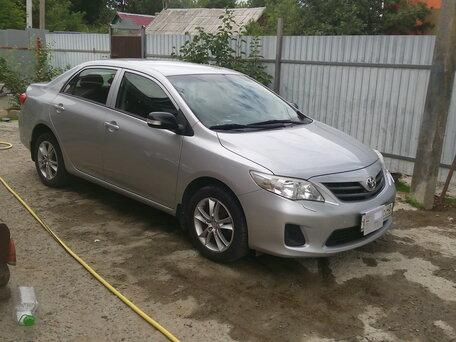 Купить Toyota Corolla пробег 67 000.00 км 2010 год выпуска