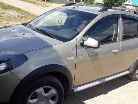 Купить Renault Sandero пробег 78 000.00 км 2014 год выпуска