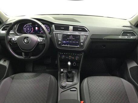 Купить Volkswagen Tiguan пробег 45 192.00 км 2017 год выпуска