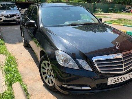 Купить Mercedes-Benz E-klasse пробег 80 000.00 км 2011 год выпуска
