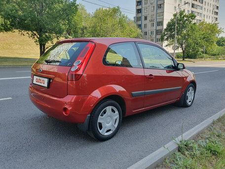 Купить Ford Fiesta пробег 128 100.00 км 2008 год выпуска