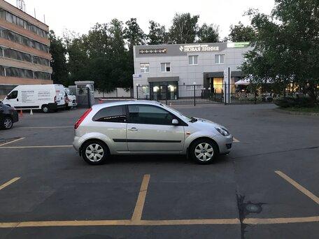 Купить Ford Fiesta пробег 134 199.00 км 2006 год выпуска