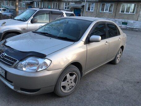 Купить Toyota Corolla пробег 207 000.00 км 2001 год выпуска