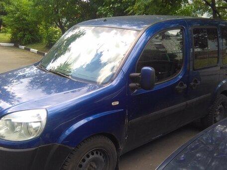 Купить FIAT Doblo пробег 180 000.00 км 2008 год выпуска