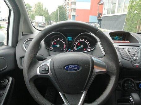 Купить Ford Fiesta пробег 19 000.00 км 2016 год выпуска