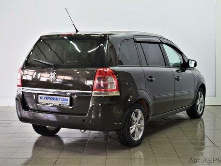 Купить Opel Zafira пробег 330 000.00 км 2014 год выпуска