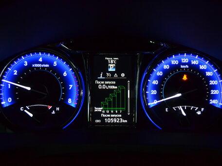 Купить Toyota Camry пробег 105 857.00 км 2016 год выпуска