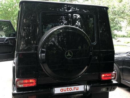 Купить Mercedes-Benz G-klasse пробег 167 100.00 км 2008 год выпуска