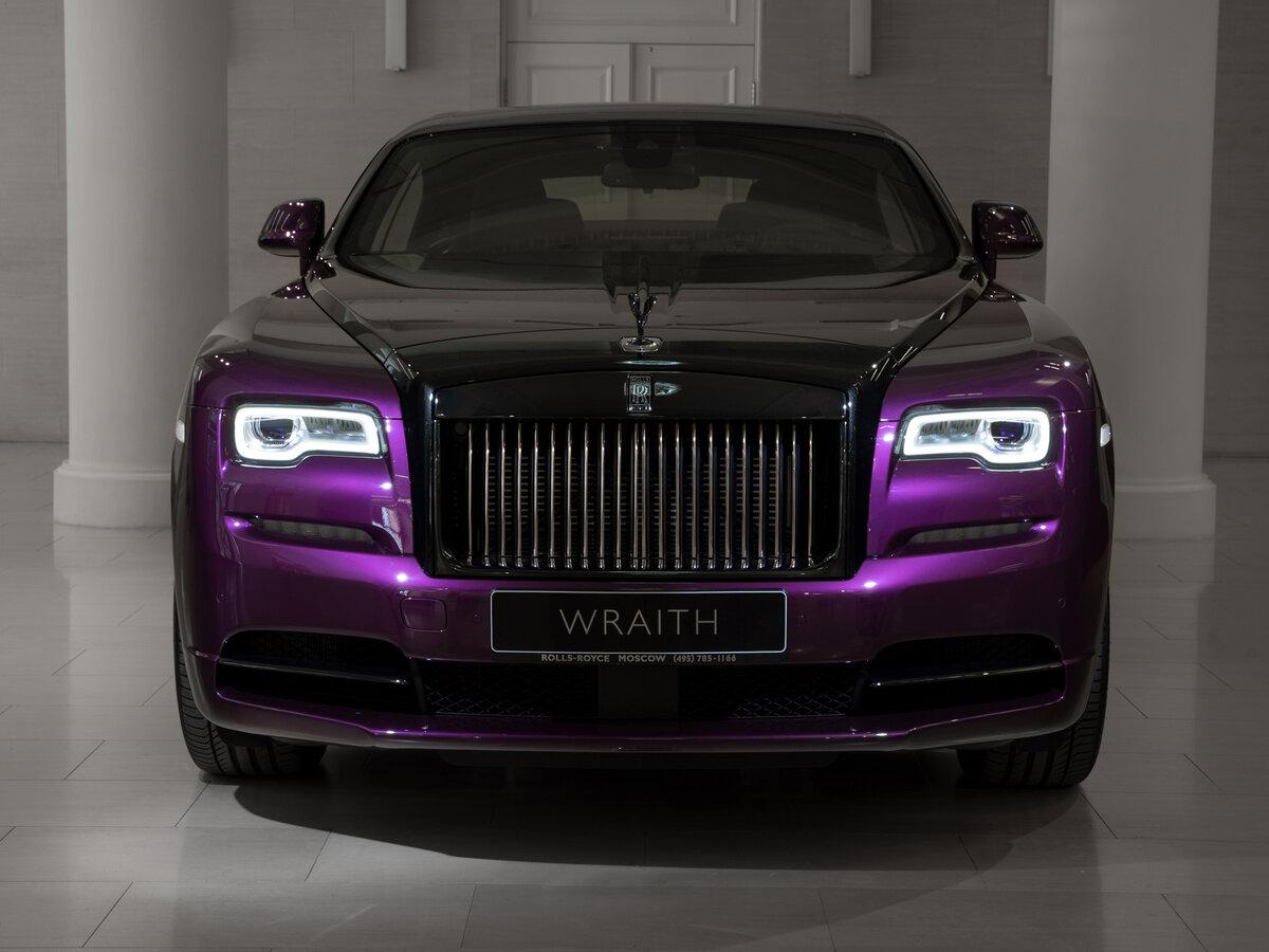 Kupit Novyj Rolls Royce Wraith 2013 2021 Black Badge 6 6 At 632 L S Benzin Avtomat V Sankt Peterburge Fioletovyj Rolls Rojs Rejs 2019 Kupe 2019 Goda Na Avto Ru