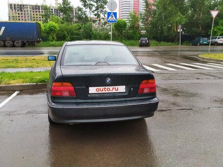 Купить BMW 5 серия пробег 215 000.00 км 2000 год выпуска