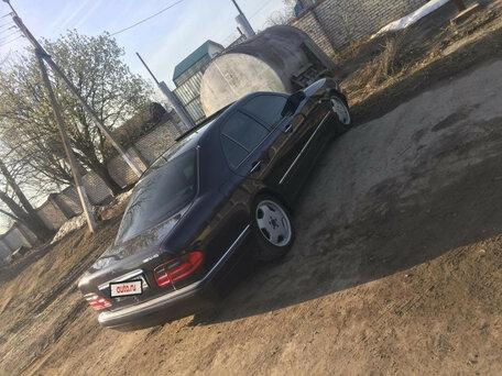 Купить Mercedes-Benz E-klasse пробег 250 000.00 км 1998 год выпуска