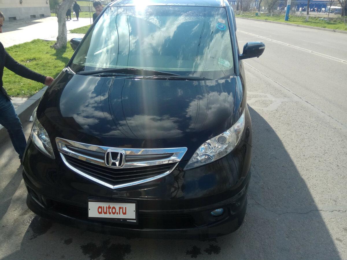 Купить б/у Honda Elysion I 2.4 AT (160 л.с.) бензин ...