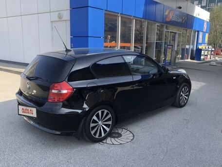 Купить BMW 1 серия пробег 130 000.00 км 2010 год выпуска