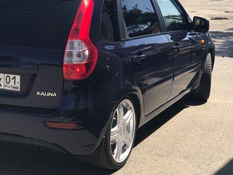 Купить ЛАДА (ВАЗ) Kalina пробег 100 300.00 км 2013 год выпуска