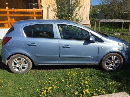 Купить Opel Corsa пробег 200 000.00 км 2007 год выпуска