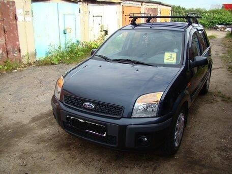Купить Ford Fusion пробег 60 000.00 км 2008 год выпуска