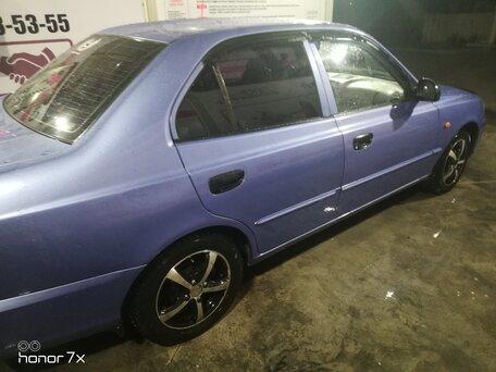 Купить Hyundai Accent пробег 170 000.00 км 2004 год выпуска