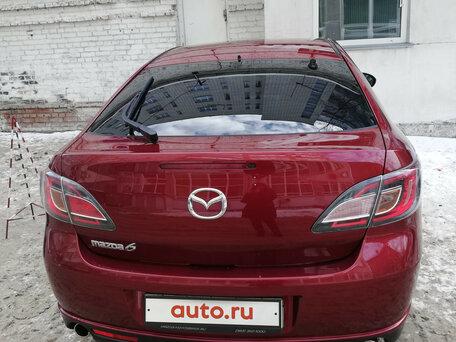 Купить Mazda 18 пробег 117 000.00 км 2008 год выпуска