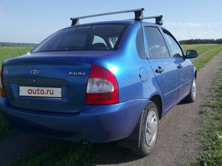 Купить ЛАДА (ВАЗ) Kalina пробег 180 000.00 км 2007 год выпуска