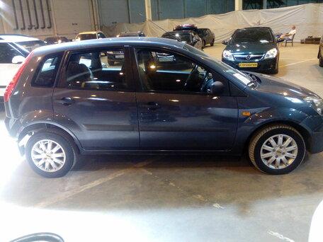 Купить Ford Fiesta пробег 170 000.00 км 2006 год выпуска