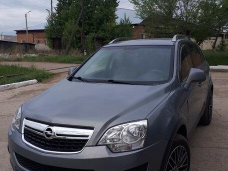 Купить Opel Antara пробег 77 000.00 км 2014 год выпуска